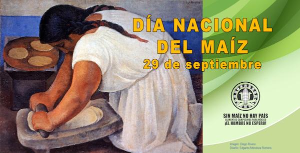 Día Nacional del Maíz 2018 Eventos